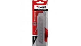 Леза AXENT 6802 для ножів 18мм (10 лез. в уп.) (1/24)