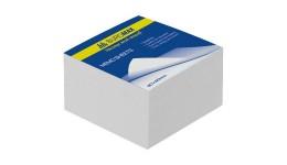 Блок паперу BUROMAX 2207 д/нотаток білий не склеєний 80*80*20мм (1/48)