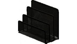 Підставка д/листів BUROMAX 6210-01 метал. 170х80х135мм чорна (1)