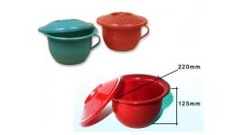 Набір повітряних кульок МИР ШАРОВ 292  Серце+Спіраль  21шт/уп