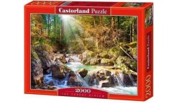 Пазл Касторленд 2000(382) Лісовий струмок 92*68 см