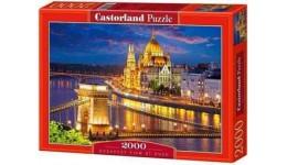 Пазл Касторленд 2000(405) Міст  92*68 см
