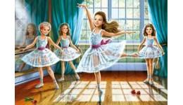 Пазл Касторленд  260 (27231) Балерини  32*23 см