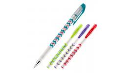 Ручка кулькова AXENT AB1049-07 синя  Breeze  (12)