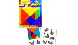 головоломка Танграм інтелектуальна гра 18х14х2