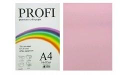 Папір д/друку кольор. А4 100арк.  PROFI рожева 80г №170 (1)