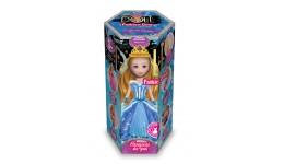 Зроби ляльку Princess Doll 02-01 Дженні (пластилін  кристали  стрази  блискітки) ДТ (1/8)