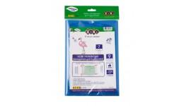 Ванночка Tega 102 см LUX  АКВА  з термометром (Зелений)/ TEGA