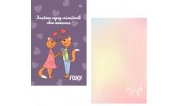Блокнот А5 PROFIPLAN  40арк  Foxy  love (1)
