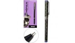Ручка гелева HIPER HG-145 синя 0 6мм  Boss  (10/100)