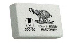 Гумка KOH-I-NOOR 300/60 м'яка  Слон  (60)