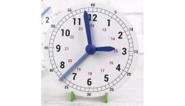 модель механічного годинника настільного d=230мм