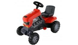 Трактор з педалями  Turbo  81х49х66 5см ТМ POLESIE