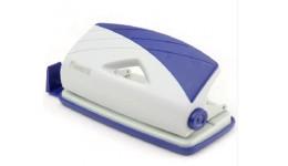 Діркопробивач AXENT 3710-02 пластик 10арк. сіро-синій Duoton (1/12)