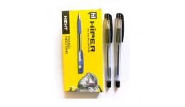 Ручка масляна HIPER Next 4км HO-175 чорна 0 7мм (10/100)