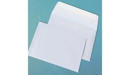 Конверт КУВЕРТ 1012 С6 (114*162мм) білий МК (10/1000)