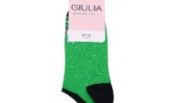 Шкарпетки жіночі 39-40 calzino-green WSS-005 - 65% бавовна  32% поліамід  3% еластан