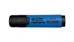 Текст-маркер 4OFICE 4-109-05 блакитний 1-5мм (10)