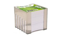 Блок паперу Fresh Up FR-1531 для нотаток білий не клеєний в пл. боксі 85х85х800арк (1/36/1152)