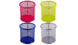 Папка-куточок ECONOMIX 31154 А4 пластик. на 3 відділення асорті (10)