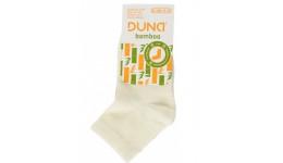 Дитячі шкарпетки DUNA 416 демі  20-22 молочні 75%бамбук  23%поліамід  2%еластан