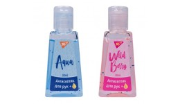 Гель антисептичний Yes для рук Aqua&Wild Berry  30мл.(1/36)