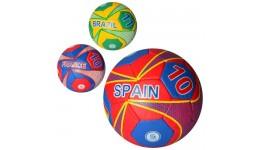 Чоловічі шкарпетки р.23 сітка колір світлий беж