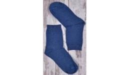 Дитячі шкарпетки DUNA 471 демі  10-12 сині  75%бавовна  23%поліамід  2%еластан