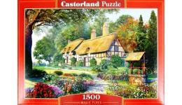 Пазл Касторленд 1500 (0915) Чарівний будинок  68*47 см