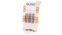 Шкарпетки жіночі DUNA 315  21-23 молочні 70%бавовна  28%поліамід  2%еластан