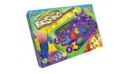 Кінетичний пісок  KidSand  1200г+пісочниця ДТ (у)(6)