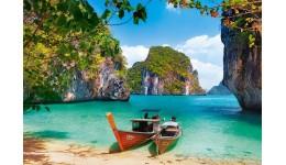 Пазл Касторленд 1000 (4154) Тайланд  68*47 см