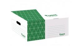 Короб д/архівних боксів AXENT 1734-04 картон. 365*265*560мм зелений (1/10)