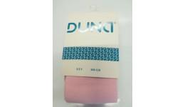 Дитячі колготки DUNA  (68-74 44) 489  10-12 світло-рожевий-85%бавовна 12% поліамід  3% еластан