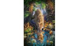 Пазл Касторленд 1500 (1707) Вовки  68*47 см