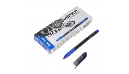 Ручка гелева HIPER Ace Gel HG-125 0.6 синя (10/100)