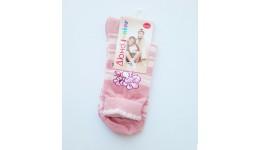 Дитячі шкарпетки DUNA 456 демі  22-24 рожеві  70%бавовна  27% поліамід  3%еластан