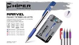 Ручка гелева HIPER Marvel HG-2175 1.0 синя (10/100)