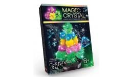 Набір для проведення дослідів 01-02 Magic Crystal Ялинка в хрусталі(1/8) ДТ