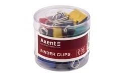 Біндер кольоровий  Axent 4410-A 25мм туба 12шт асорті