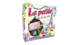 Набір для креативної творчості   La petite desserts   в кор-ці 18 5-18 5-4 5см