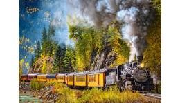 Пазл Касторленд  300 (446) Швидкий потяг   40*29 см