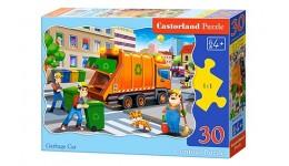 Пазл Касторленд  30 (778) Смітевоз  32*23 см