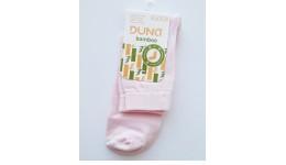 Дитячі шкарпетки DUNA 416 демі  20-22 світло-рожеві 75%бамбук  23%поліамід  2%еластан