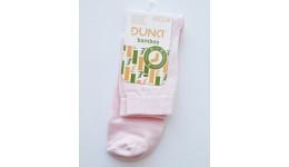 Дитячі шкарпетки DUNA 416 демі  22-24 рожеві 75%бамбук  23%поліамід  2%еластан