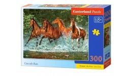 Пазл Касторленд  300 (361) Коні  40*29 см