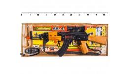 автомат на пістонах з  гранатою і оптикою та  ремінь 810