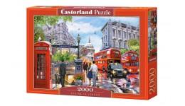 Пазл Касторленд 2000(788) Весна в Лондоні   92*68 см