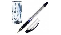 Ручка кулькова LINC 411031 чорна  Gliss  0 7мм (5/120)