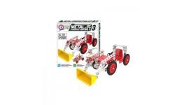 Іграшка  Конструктор металевий ТехноК   арт.6412 40х20х21 см